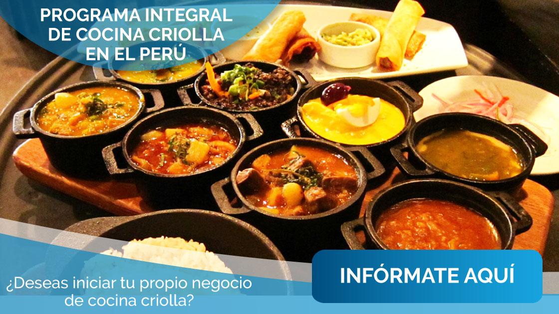 Cocina criolla mep for Programa para disenar tu cocina