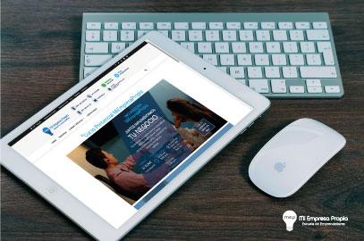 ¡Empieza vendiendo por internet! Aquí te mostramos nuestro servicio de Página Web.